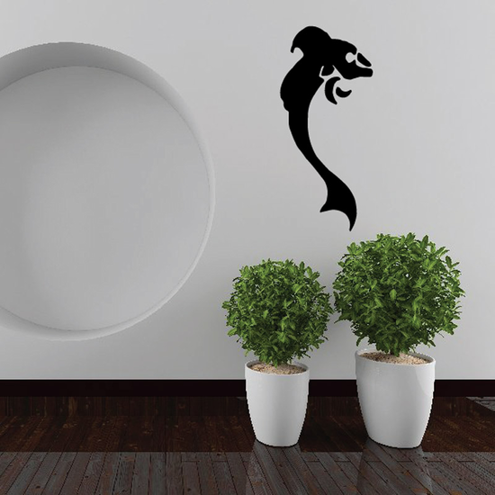 Fish Wall Decal - Vinyl Decal - Car Decal - DC336