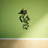 Pacific Spiky Seahorse Decal