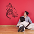 Fish Wall Decal - Vinyl Decal - Car Decal - DC350