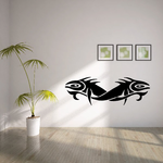 Fish Wall Decal - Vinyl Decal - Car Decal - DC361