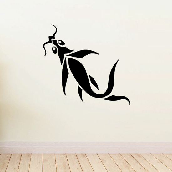 Fish Wall Decal - Vinyl Decal - Car Decal - DC366