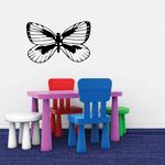 Butterfly Wall Decal - Vinyl Decal - Car Decal - CF363