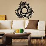 Fish Wall Decal - Vinyl Decal - Car Decal - DC397