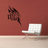 Fish Wall Decal - Vinyl Decal - Car Decal - DC406