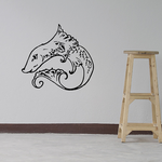 Fish Wall Decal - Vinyl Decal - Car Decal - DC414