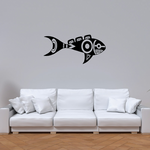 Fish Wall Decal - Vinyl Decal - Car Decal - DC418