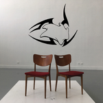 Fish Wall Decal - Vinyl Decal - Car Decal - DC423