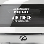 Air Force Brothers Decal