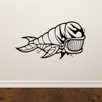 Fish Wall Decal - Vinyl Decal - Car Decal - DC472