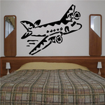 Graphic Personal Airliner Decal