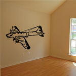 Propellor Bomber Decal
