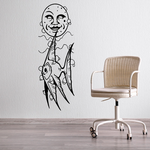 Fish Wall Decal - Vinyl Decal - Car Decal - DC486