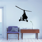 Kit-Made Helicopter Decal