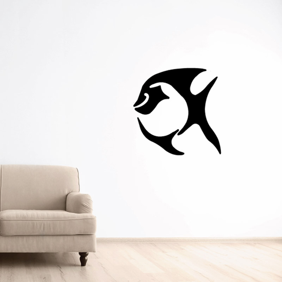 Fish Wall Decal - Vinyl Decal - Car Decal - DC493