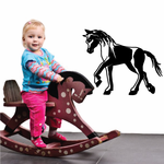 Strolling Pony Decal
