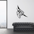 Tribal Fish Wall Decal - Vinyl Decal - Car Decal - DC523
