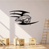Tribal Fish Wall Decal - Vinyl Decal - Car Decal - DC533
