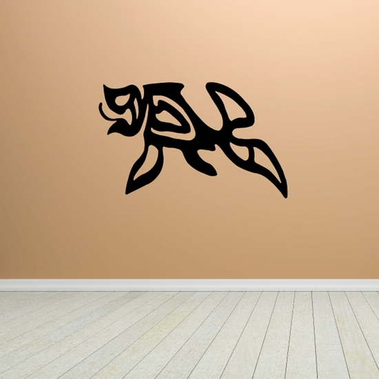 Fish Wall Decal - Vinyl Decal - Car Decal - DC546