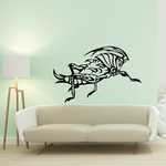 Wicked Cricket Decal
