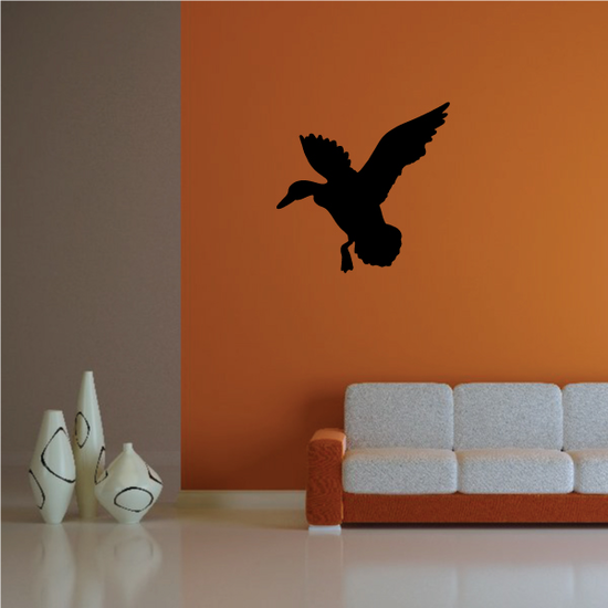 Duck Wall Decal - Vinyl Decal - Car Decal - NS014