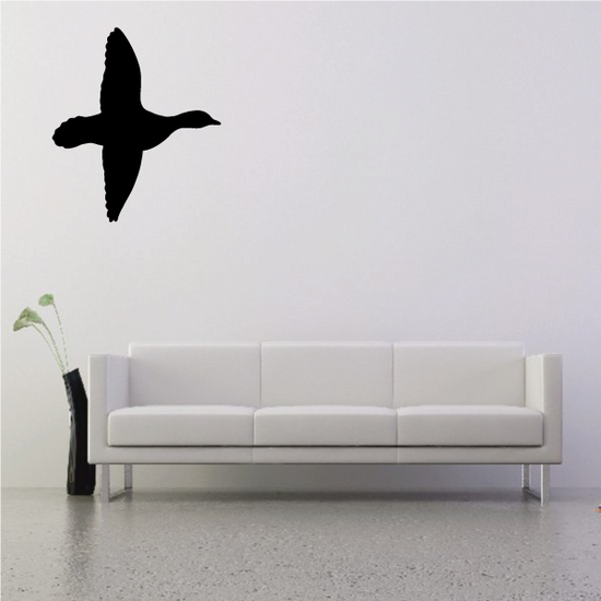 Duck Wall Decal - Vinyl Decal - Car Decal - NS020