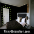 Glow in the Dark Stars Wall Decal - Vinyl Decal - Die Cut Decal - GDK47