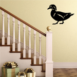 Duck Wall Decal - Vinyl Decal - Car Decal - NS021