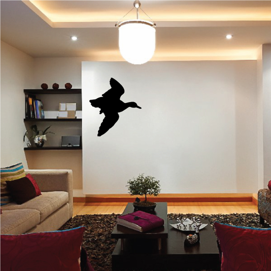 Duck Wall Decal - Vinyl Decal - Car Decal - NS024