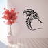 Tribal Flowing Manta Ray Decal