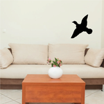 Duck Wall Decal - Vinyl Decal - Car Decal - NS029