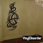 Classic Tribal Wall Decal - Vinyl Decal - Car Decal - DC 040