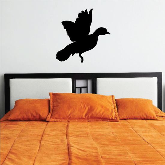 Duck Wall Decal - Vinyl Decal - Car Decal - NS035