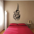Tribal Fish Wall Decal - Vinyl Decal - Car Decal - DC631