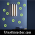 Glow in the Dark Stars Wall Decal - Vinyl Decal - Die Cut Decal - GDK8
