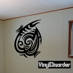 Classic Tribal Wall Decal - Vinyl Decal - Car Decal - DC 003