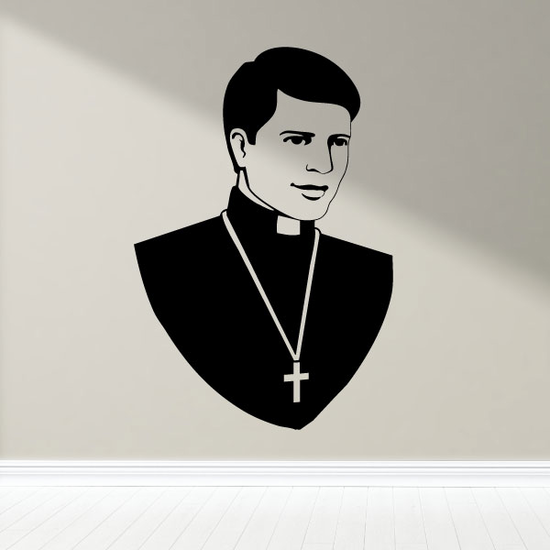 Priest Decal