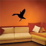 Flapping Wings Goose Decal