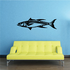 Tuna Wall Decal - Vinyl Decal - Car Decal - DC692
