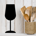 Thanksgiving Full-bodied Wine Glass Decal
