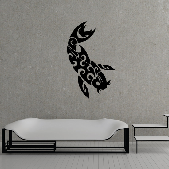 Fish Wall Decal - Vinyl Decal - Car Decal - DC723
