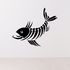 Tribal Fish Wall Decal - Vinyl Decal - Car Decal - DC729