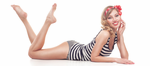 Pinup Girl Decals