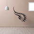 Tribal Fish Wall Decal - Vinyl Decal - Car Decal - DC757