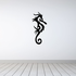 Humble Swimming Seahorse Decal