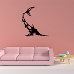Tribal Fish Wall Decal - Vinyl Decal - Car Decal - DC769
