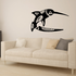 Tribal Fish Wall Decal - Vinyl Decal - Car Decal - DC770