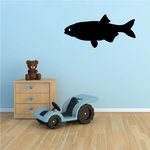 Rainbow Trout Paddling Decal