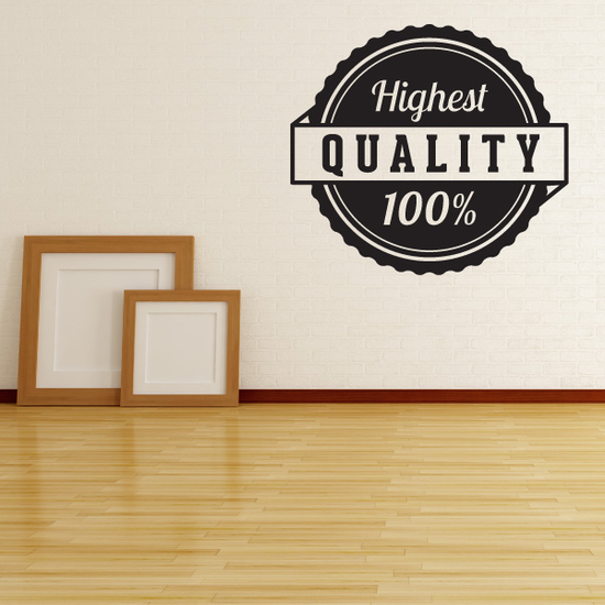 Highest Quality 100% Wall Decal - Vinyl Decal - Car Decal - Id026