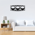 Race Lights Wall Decal - Vinyl Decal - Car Decal - DC006