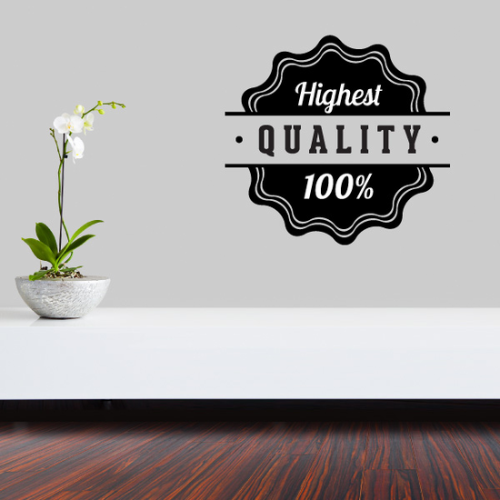 Highest Quality 100% Wall Decal - Vinyl Decal - Car Decal - Id035